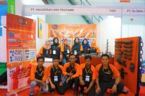 Staff PT Anugerah Dwi Pratama